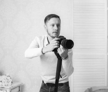 Михаил Затонский, свадебная видеосъемка, прайс и цены на услуги