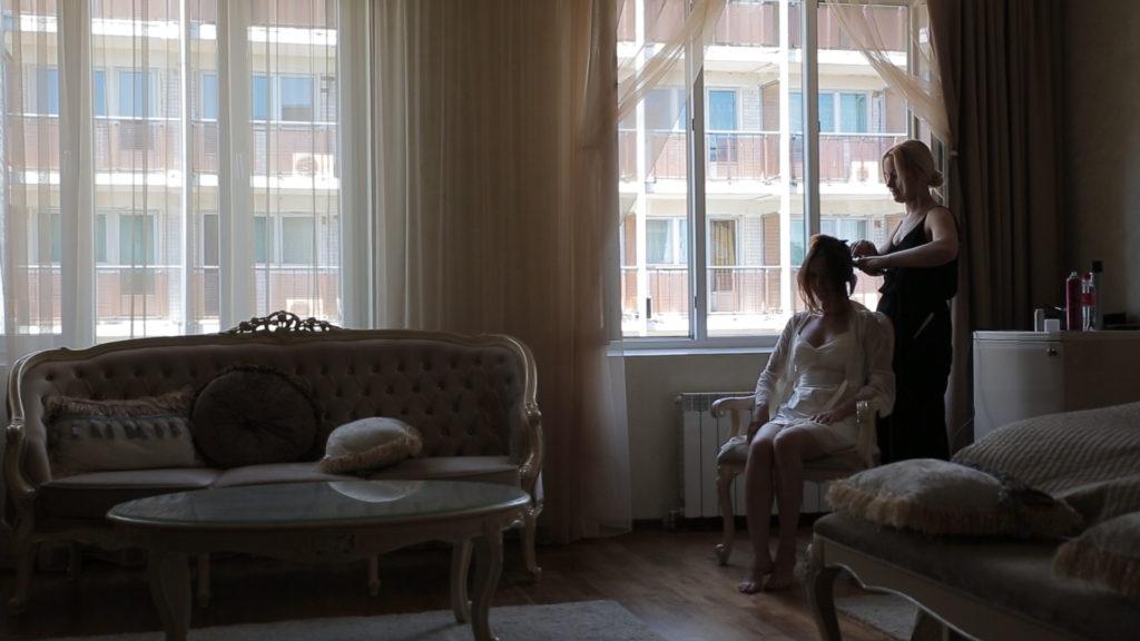 Дмитрий и Ксения, свадьба у фотографа